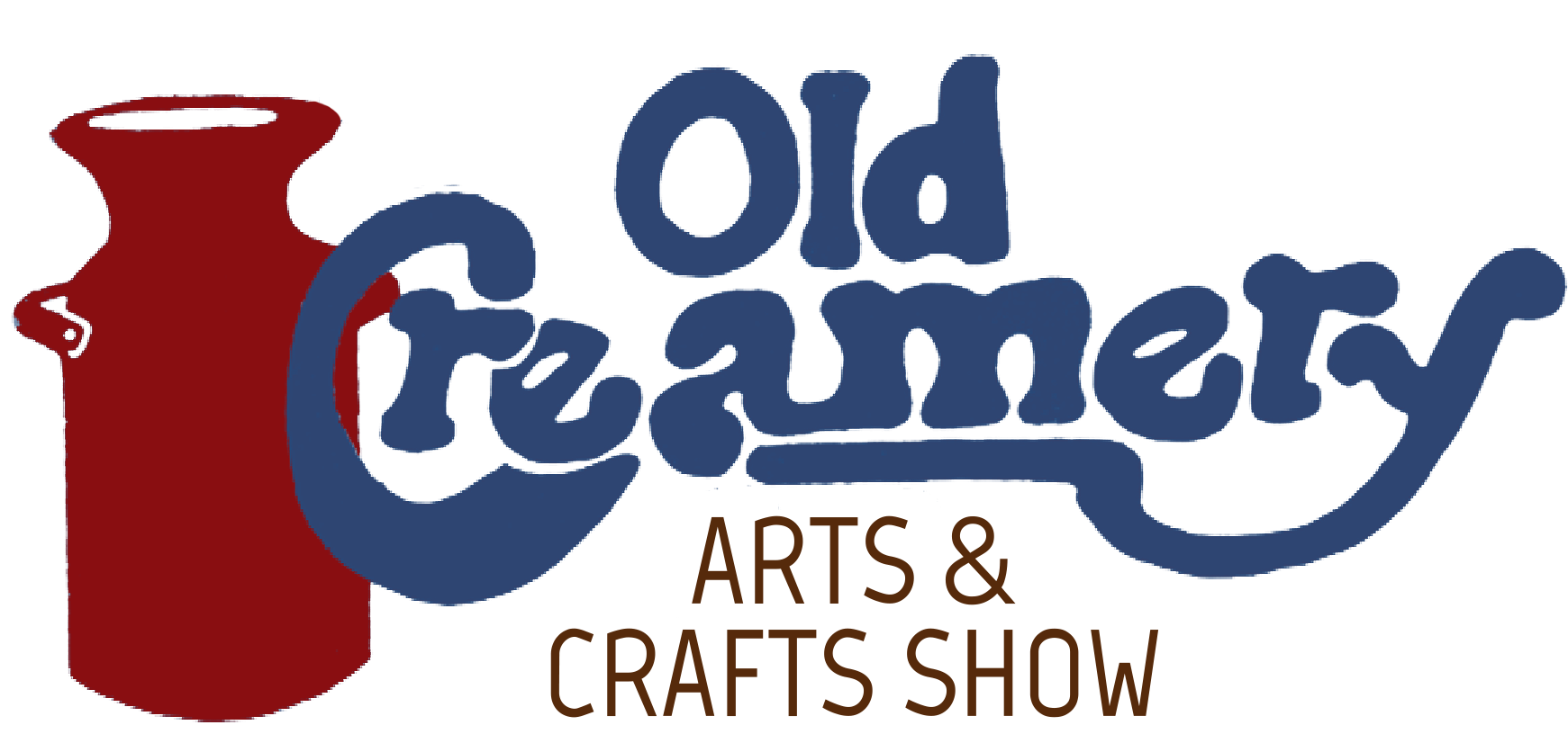 Old Creamery Arts & Crafts Show - logo